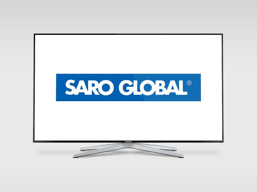 ساخت فیلم فروشگاهی شرکت سارو گلوبال